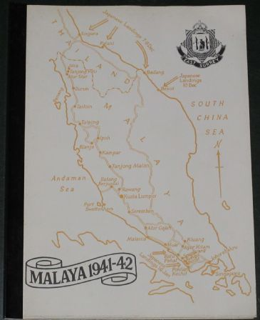 Malaya 1941-42 (The Royal Leicestershire Regiment and The East Surrey Regiment)